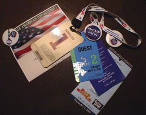 Memories of a Presidential Convention...