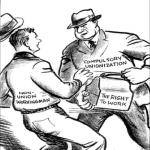 anti-union cartoon